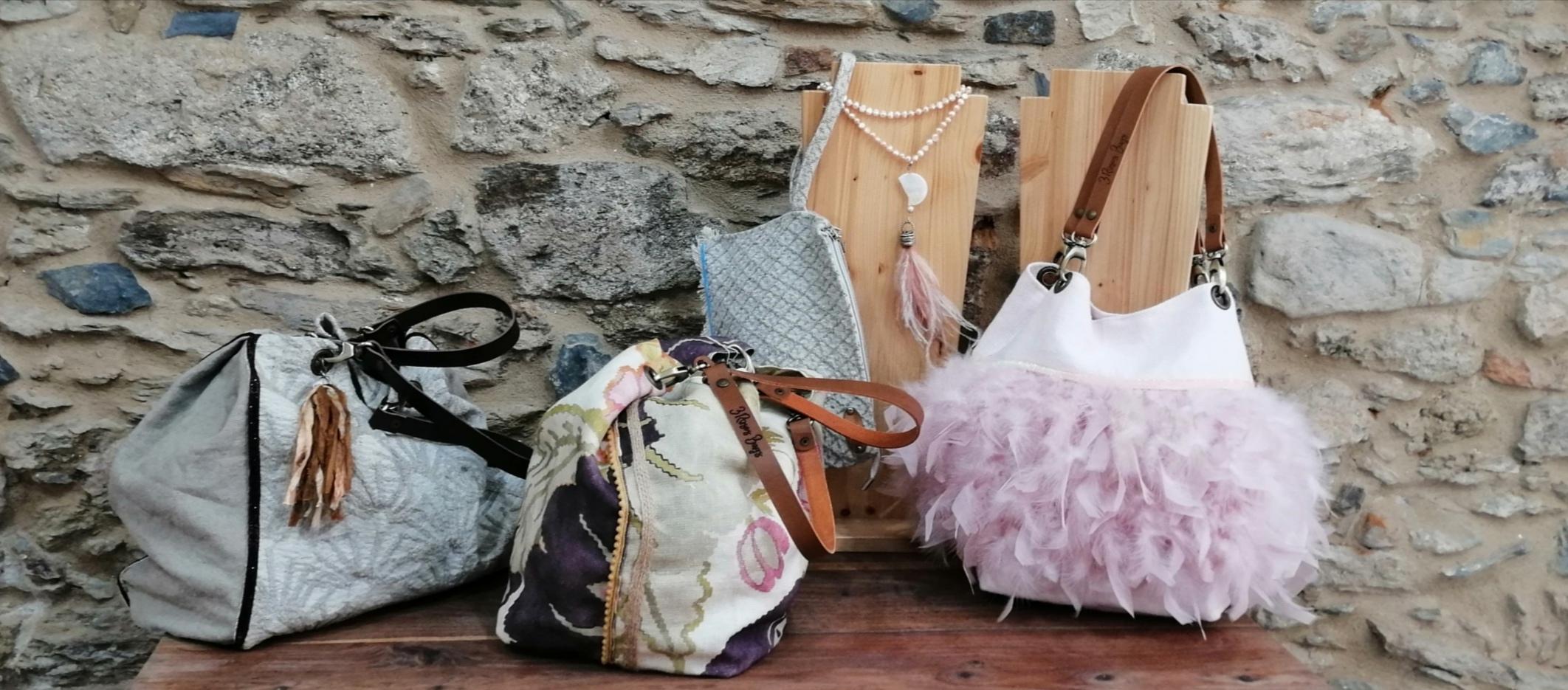 Un bolso único y artesanal para cada mujer